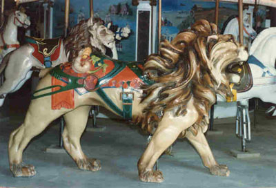 Image: 1905 E. Joy Morris Lion