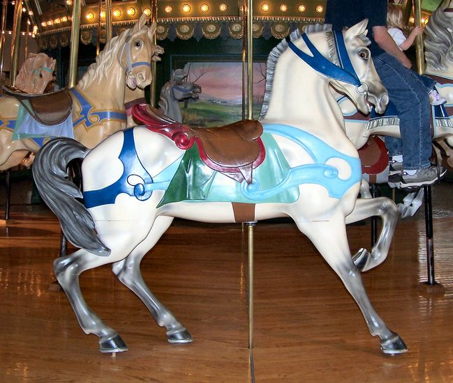 Click to view the Carousel of the Month Photo Show