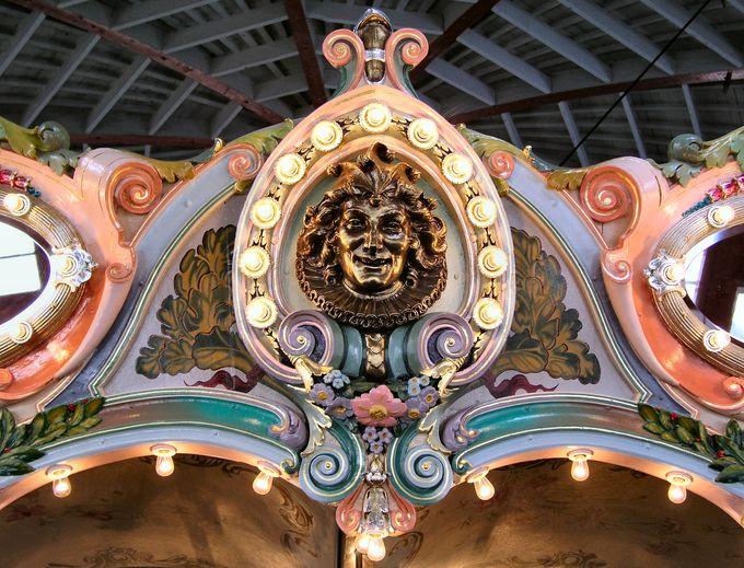 National Carousel Association - The Dentzel Carousel at