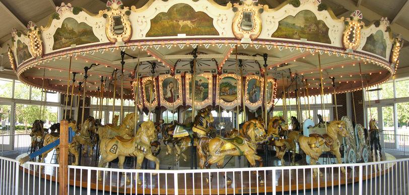 National Carousel Association - Hampton Carousel