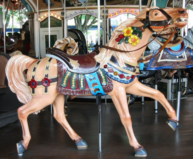 National Carousel Association The Hersheypark Carousel