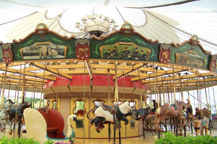 National Carousel ociation - Lincoln Park Zoo Carousel - The ...